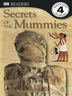cover image of Secrets of the Mummies
